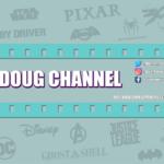 "Identidade ""Doug Channel"" Capa de Fundo"